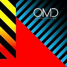 English Electric by Omd (Orchestral Manoeuvres in ...   CD   condition very good