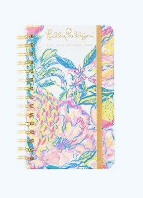 NEW Lilly Pulitzer 2020 Medium Agenda