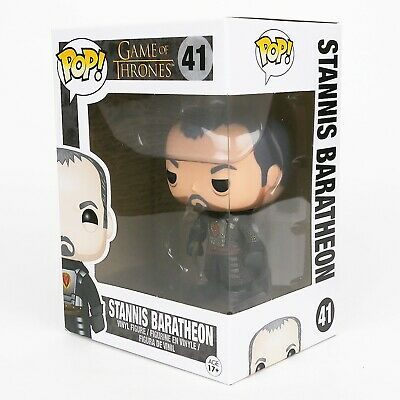 Funko Pop Game of Thrones #41 Stannis Baratheon Figure New Vaulted Retired Rare