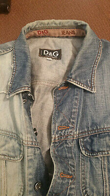 GIACCA GIUBBINO DOLCE & GABBANA JACKET CULT VINTAGE 90s TG.M