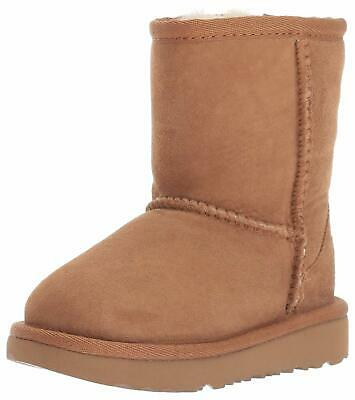 UGG Kids K Classic II Fashion Boot, Chestnut, Size 7.0 tYjI US / 6 UK