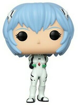 Evangelion - Rei Ayanami - Funko Pop! Animation: (2020, Toy NUEVO)
