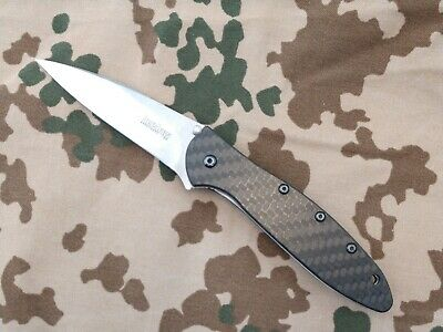Kershaw Ken Onion 1660Cf Leek, Carbon Fiber Scales (K183)