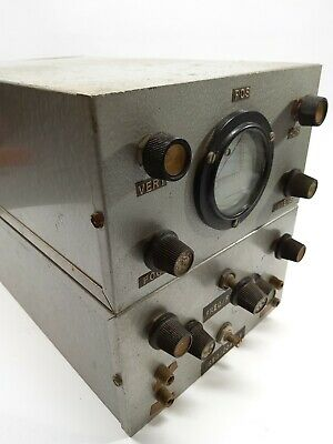 Vintage Chicago Oscilloscope (Used)Not Tested)