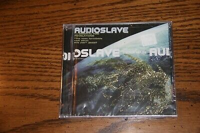 Revelations by Audioslave (CD, Sep-2006, Epic) NEW UNOPENED