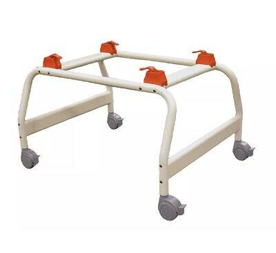 New Shower Stand for Otter Bathing System with Wheels, Locking Casters, For Seat