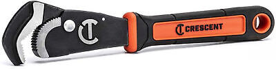 12-inch Self-Adjusting Dual Material Pipe Wrench CPW12 -Crescent, Color May Vary