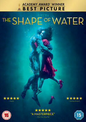 The Shape of Water  DVD New & Sealed