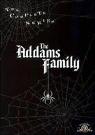 The Addams Family - Series 1-3 - Complete DVD, 2010, 9-Disc Set, Box Set SEALED