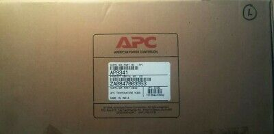 A Pair of Unused Boxed AP9341 APC Temp & Humidity Expansion Modules.
