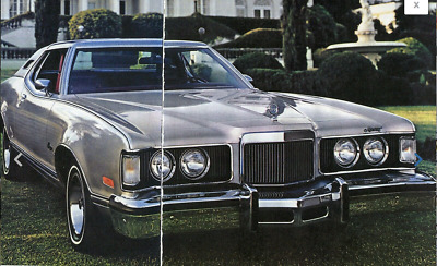 Looking To Buy A 1975 Or 1976 Mercury Cougar