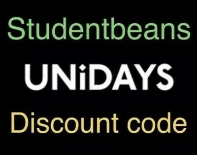 Student Beans DISCOUNT CODES - Nike, Adidas, TOPSHOP,   Schuh Unidays