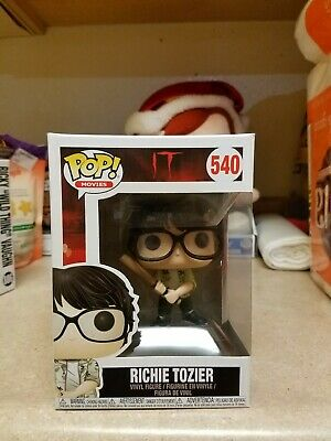 #540 Richie Tozier 2017 IT Movies POP