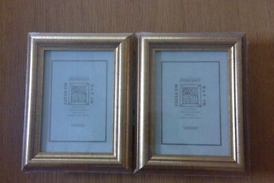 """Photo/Picture Frames    Two Frames  5"""" x 7""""   New Sealed"""
