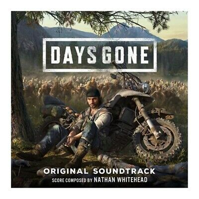 Days Gone PS4 Soundtrack CD, 21 TRACK CD NOT Sampler CD, NEW Collectors Edition
