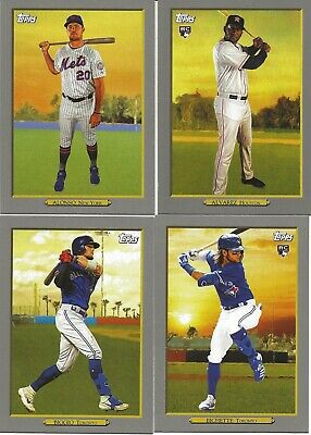 2020 Topps Series 1 Baseball Turkey Red #TR1-100 - Complete Your Set