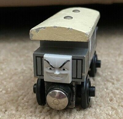 THOMAS /& FRIENDS WOODEN RAILWAY ~  LETTERS TO SANTA HOLIDAY PERCY AND CARGO CAR