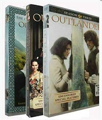 Outlander Complete Seasons 1-3 DVD. NEXT DAY FREE AND SAFE SHIPPING