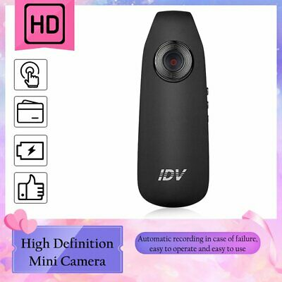 HD 1080P Mini Camcorder Dash Cam Body Motorcycle Bike Motion Action Camera KW