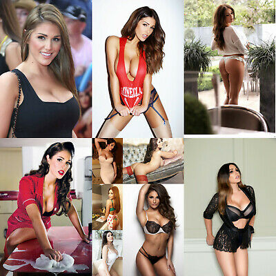 Lucy Pinder - Pack of 5 Glossy Photo Prints - 15 pictures to choose from