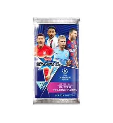 Topps Champions League Crystal 19/20 UCL Master Aussuchen