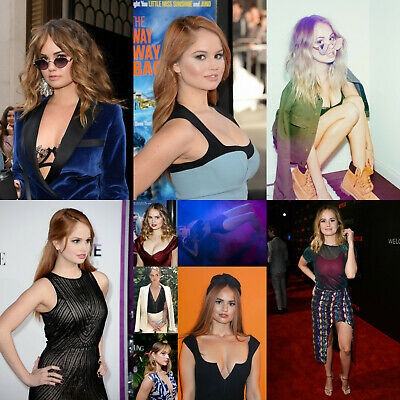 Debby Ryan - Pack of 5 Glossy Photo Prints - 10 pictures to choose from