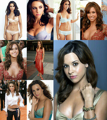 Lacey Chabert - Pack of 5 Glossy Photo Prints - 10 pictures to choose from