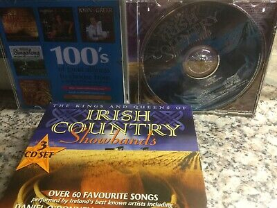 Kings and Queens of Irish  Country Showbands CD Set