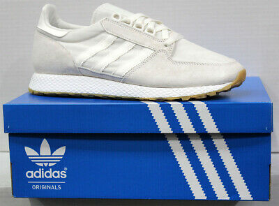 adidas - FOREST GROVE -- White Mens Traniers (CG5672)