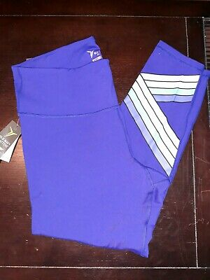 Nwt Old Navy Active Fitted Go Dry Capris Sz XL