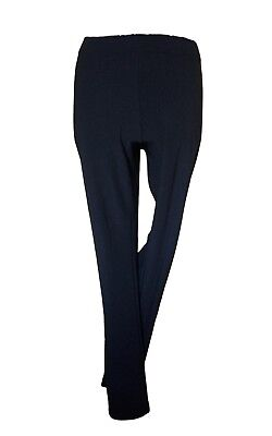 Pont Neuf Air Force Blue Leggings with Button Detailing. BNWT. Size 10.