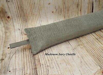 Draught excluder 1.9kg heavyweight  Various fabric Next Ashley Wilde Bamburgh