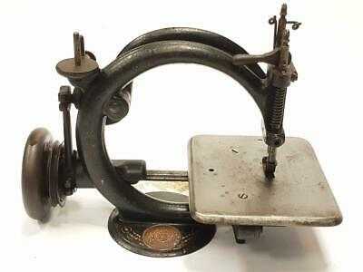 Antigua maquina de coser RARE Willcox & Gibbs hat antique sewing machine 1910