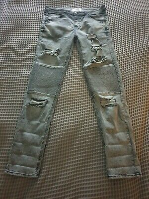 Size 36 Sixth of June Paris jeans hardly used great style