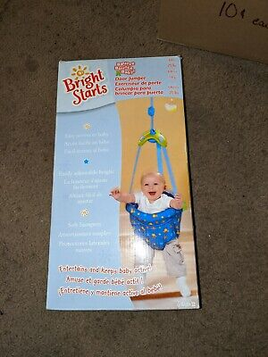 Bright Starts Bounce bounce baby Door Jumper bouncer