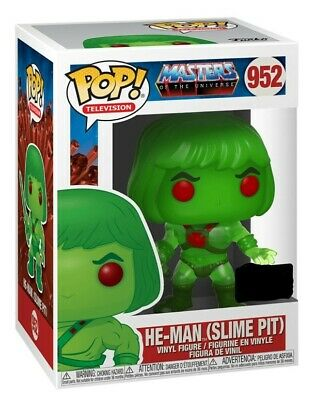 Masters of the Universe He-Man Slime Pit Pop! ECCC Shared Excl. Pre-Order