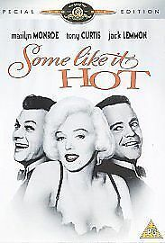 Some Like It Hot (DVD, 2001)