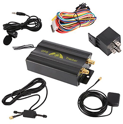 GPS Tracker Device Anti Theft Car Immobilizer Vehicle Alarm Tracking System GSM