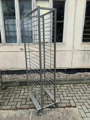 Ragalwagen Rack Trolleys for 23 Baking Sheet 600x400mm Dimensions 46x60x185 CM