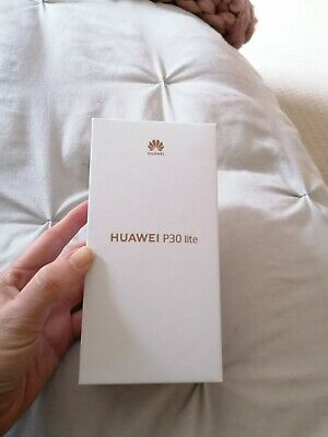 Huawei P30 Lite - 128GB - Peacock Blue (Dual SIM) only used for 1 day