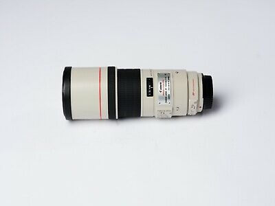 Canon 300mm f4.0L IS