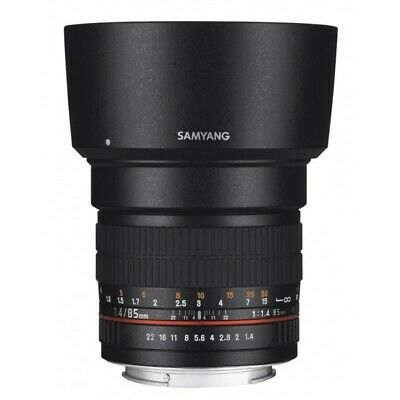 Samyang 85mm f1.4 AS IF UMC pour Canon EF