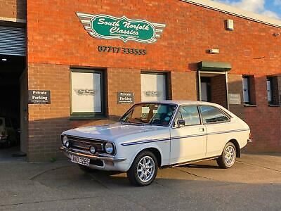 1978 Morris Marina 1800 GT Coupe, 82000 miles, will be supplied with a new MOT