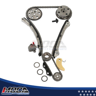 Timing Chain Kit+VVT Actuator FIT MAZDA 3 and CX-7 Speed 3/&6 GT GS L4 2.3L DOHC