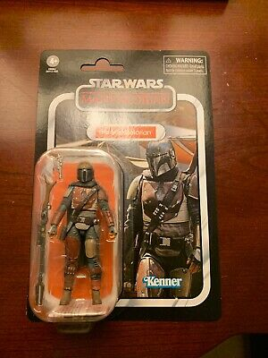 Star Wars The Mandalorian Kenner Action Figure Mint In Hand