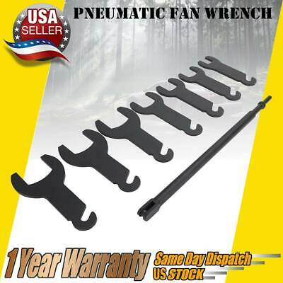 Pneumatic Fan Clutch Wrench 8PCS Set for Ford / GM / Chrysler 43300
