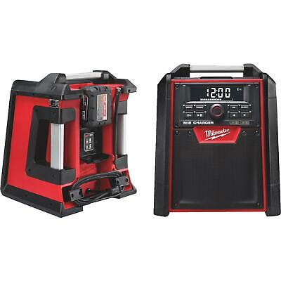 Milwaukee M18 Bluetooth Cordless Jobsite Radio/Charger