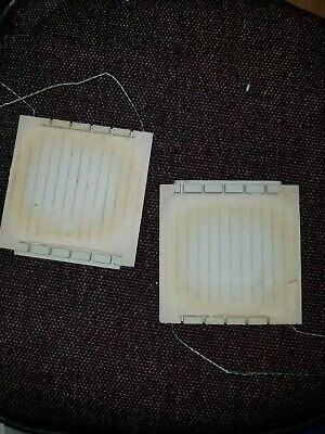 Replacement burn out oven heating element walls for burnout ovens