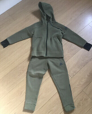 Girls Adidas Tracksuit - Age 5-6 Years