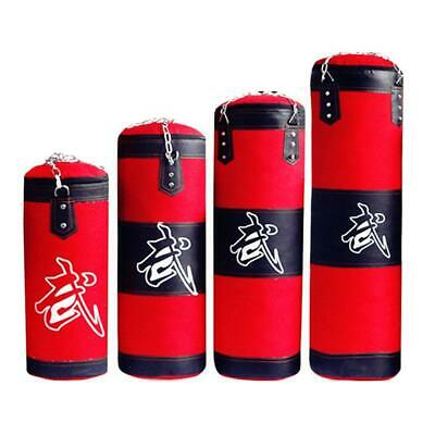 Fitness Training Boxing Punching Bag& Blank Hanger Sport Kick Boxer Heavy Weight